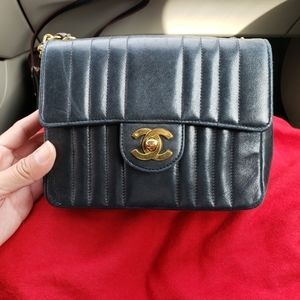 Authentic Channel Purse